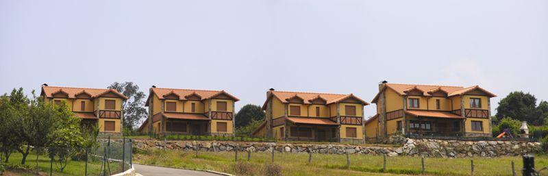 Vista Exterior Urbanización Bellavista
