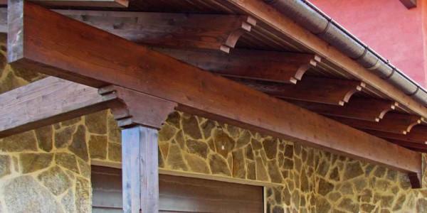 detalle unión pilares