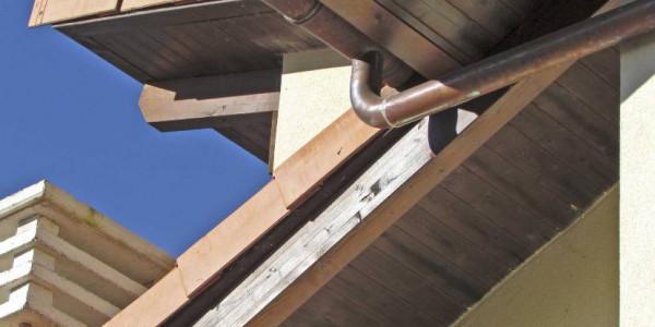 Vista 3 aguas tejado
