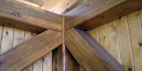 Detalle estructura Campo de Golf de Llanes