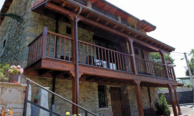 Exterior La Manzaneda Corredor