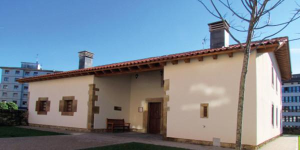 Exterior trasera Casona la Soledad