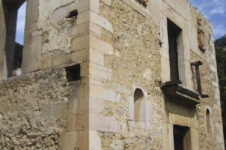 El antes de Casa Barcena
