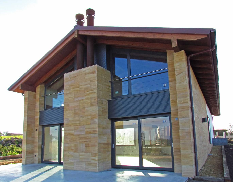 Vista exterior casa Careñes
