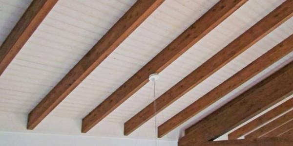 Recubrimiento tejado interior