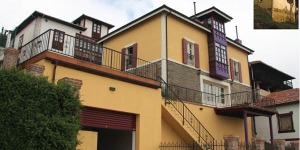 Exterior casa La Arquera