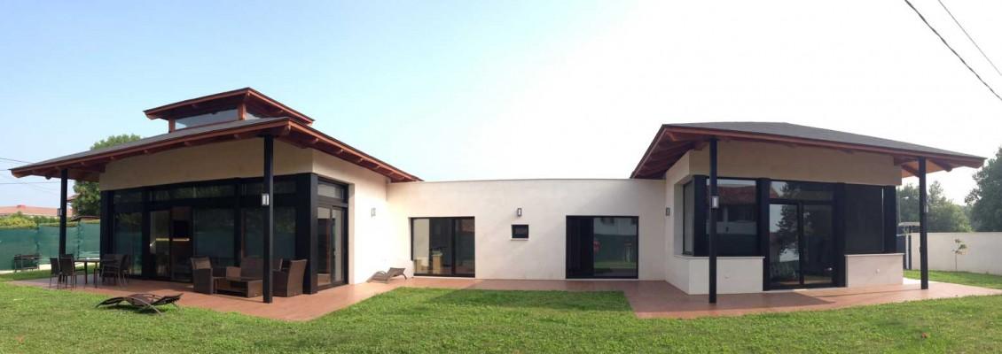 Casa La Providencia vista exterior