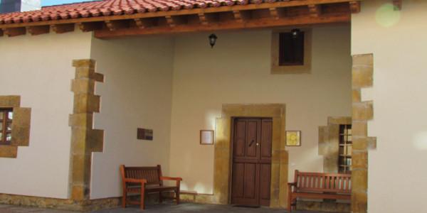 Exterior soportal Casona la Soledad